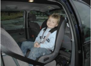 enfant sécurité voiture age